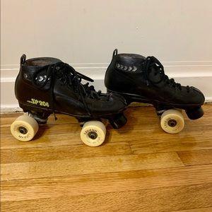 Vintage Roller Derby Quad Skates